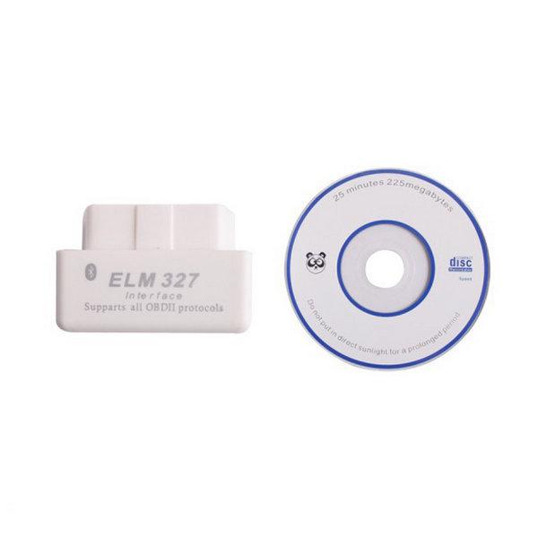 US$8 00 Mini ELM327 Interface Bluetooth OBD2 Scan Tool V2 1 on Sale