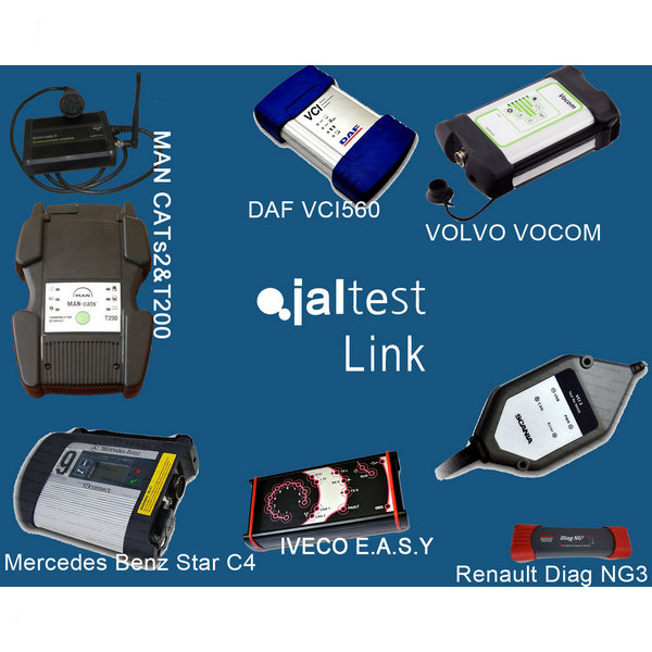 Remarkable Us 845 00 Jaltest Link Truck Multibrand Diagnostics Diesel Diagnosis Wiring Digital Resources Antuskbiperorg