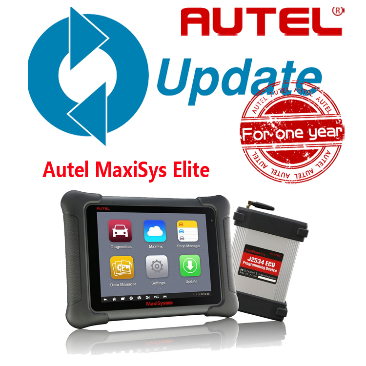 US$180 00 Autel One year Update Service for MaxiSys Pro