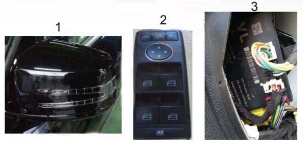 11 How to Use Vediamo to Activate Mercedes Benz SA500 Auto Fold Mirror