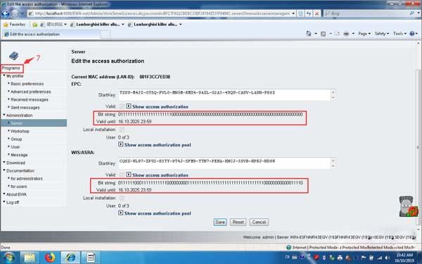 5 OEM Mercedes Benz C6 DOIP Software Registration & Firmware Update Instructions