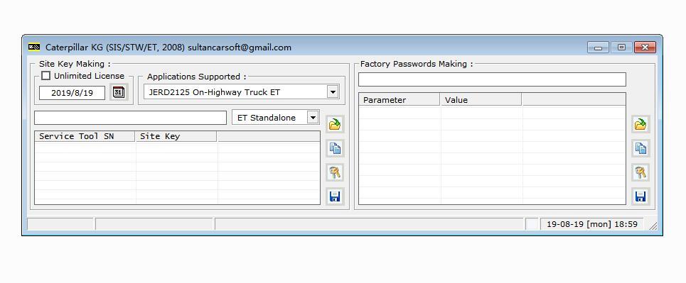 CAT Factory Password Keygen ET SIS STW License Key Download CAT Factory Password Keygen & ET SIS STW License Key Generator Download