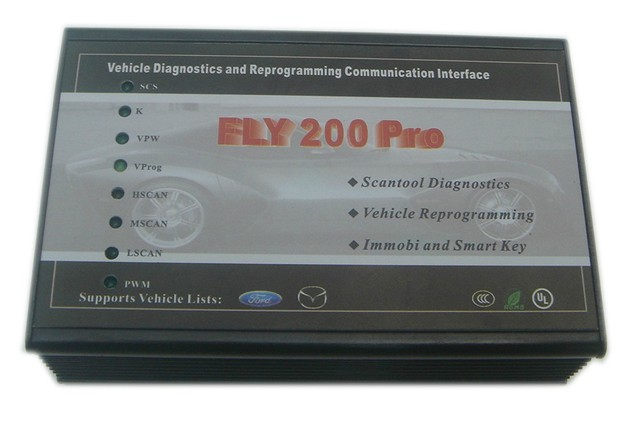 FLY 200 PRO for all ford、mazda、jaguar and landrover