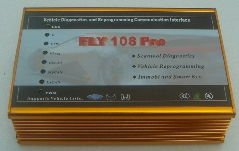 FLY 108 Pro  for all honda、ford、mazda、jaguar and landrover