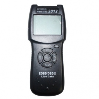 D900 FULL FUNCTION CAN OBD2 SCANNER 2012 Version