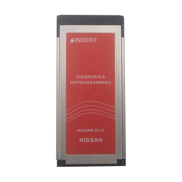 Nissan Consult 3 and Consult 4 GTR Card