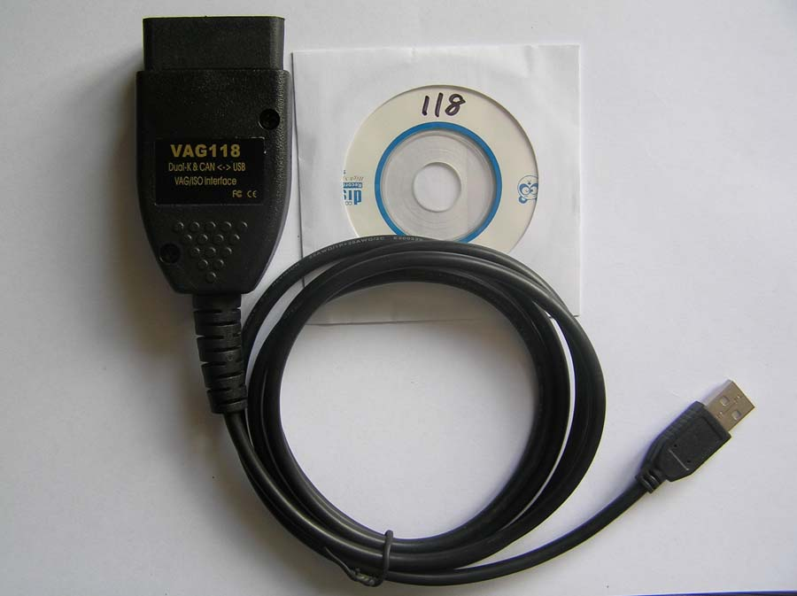 HEX USB CAN VAG-COM For 11.8