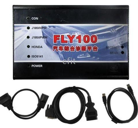 FLY 100 Locksmith Version for all honda