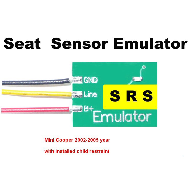 Mini Cooper Seat Sensor Emulator SRS5 On Sale