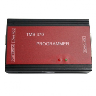 TMS370 Programmer For Car Radio/Odometer/Immo