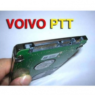 Volvo PTT Software Hard Disk