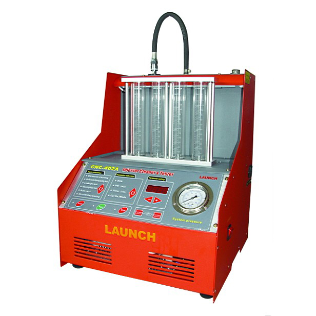 CNC-402A Injector Cleaner&Tester