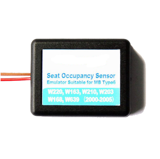 Seat Occupancy Occupation Sensor SRS Emulator for Mercedes-Benz Type 6