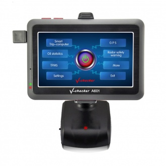 V-checker Smart Trip Computer A601-Trip Computer+GPS+TPMS-Optional