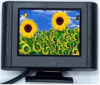 "Video Parking System- Camera and 2.3"" TFT Monitor"