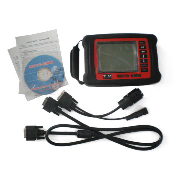 MOTO-BMW Motorcycle-specific diagnostic scanner