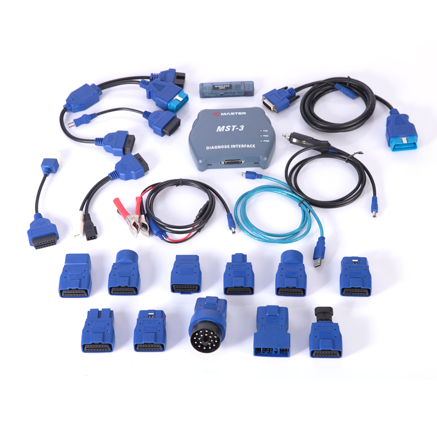 mst 3 universal diagnostic scan tool