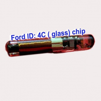 ford ID 4C glass chip