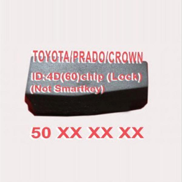 Toyota ID4D60 chip