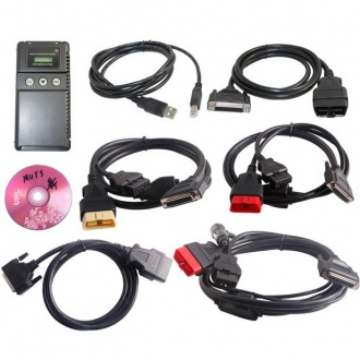 Mut 3 Mut III Scanner Mitsubishi MUT-3 for cars and trucks with CF card and Coding Function