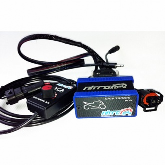NitroData Chip Tuning Box for Motorbikers Hot Sale