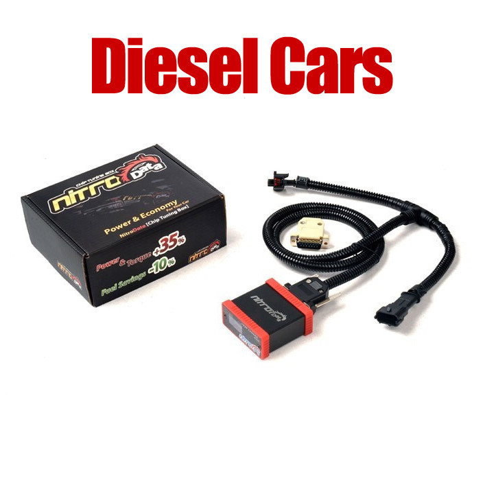 Heavy Duty Truck Diagnostic Software NitroData Chip Tuning Box for Diesel Cars on Sale - US$79.00