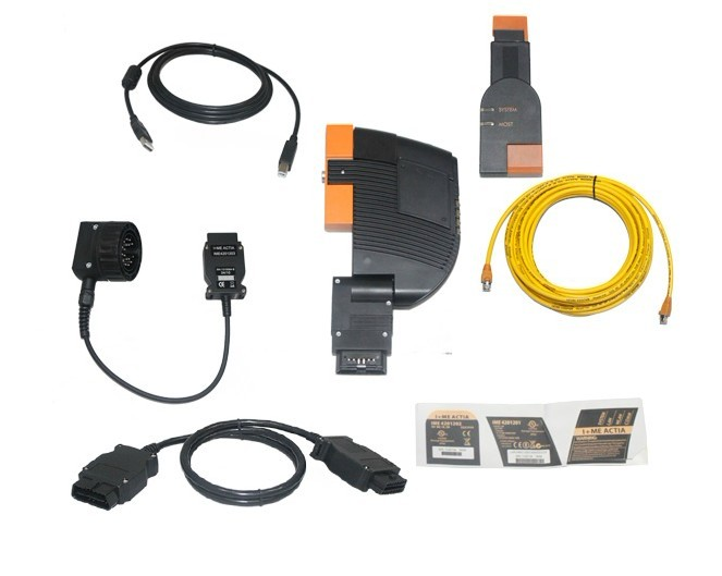 Best Quality BMW ICOM BMW ISIS ISID A+B+C 2019.09 Engineers Version