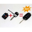 Ford remote 4 button key