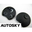Benz smart button rubber