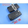 peugeot remote key shell 2 button (307 without groove)