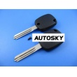 nissan A33 4D duplicable key shell