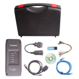 Perkins EST Interface EST Diagnostic Adapter V2015V With Bluetooth