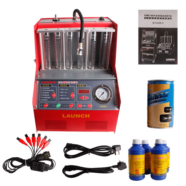 fuel injector cleaning machine for sale