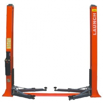 Launch TLT240SB Economical Floor Plate Two Post Lift