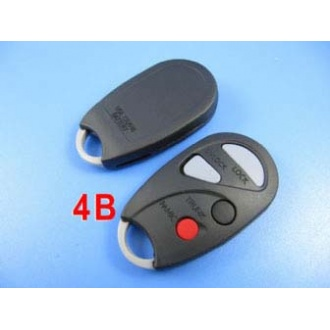 Nissan remtoe shell 4 button