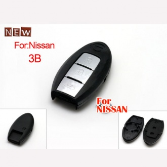 Nissan smart key shell 3 button