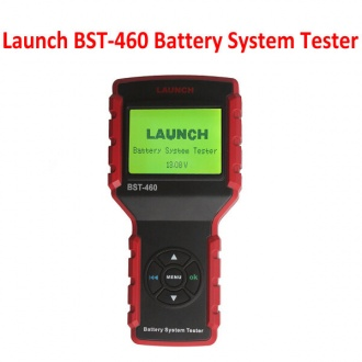 Original Launch BST-460 Battery System Tester