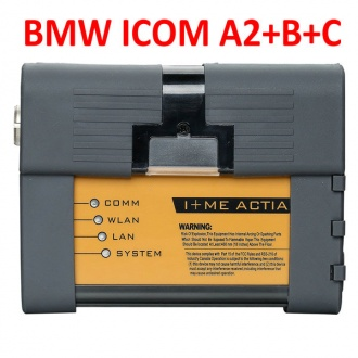 Best Quality BMW ICOM A2 +B+C Diagnostic & Programming TOOL 2018.12 Engineering Version