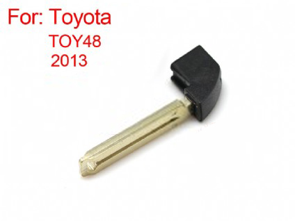 Toyota Smart emergency key blade TOY48