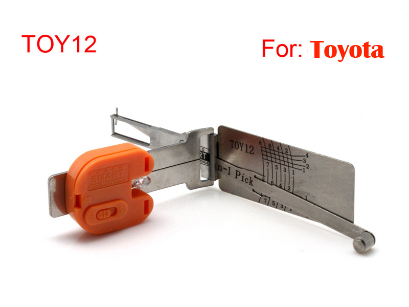 Smart TOY12 2 in 1 auto pick and decoder