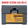 Best Quality BMW ICOM A2 +B+C Diagnostic & Programming TOOL 2019.09 Engineering Version
