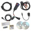 Lexia-3 Lexia3 V48 Citroen/Peugeot Diagnostic PP2000 V25 With Diagbox V7.83 Software Full Adapter