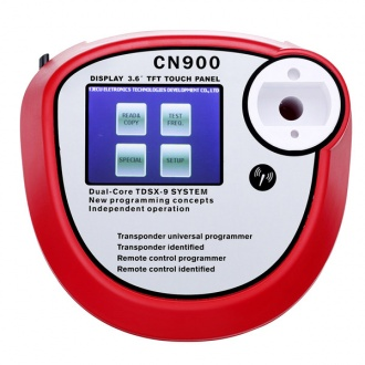 CN900 Auto Key Programmer Update Online Latest Version V2.32.3.64