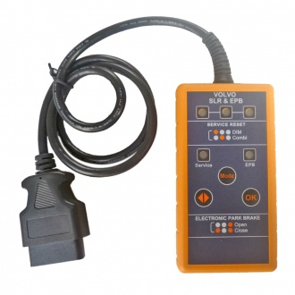 Volvo SLR/EPB Tool Service Reset and Electronic Park Brake Tool