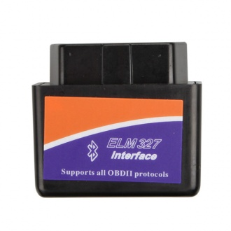 ELM327 Interface Bluetooth OBD2 Scan Tool for Android V2.1