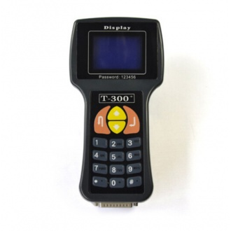 T300 Transponder Key Programmer Latest Version V15.8 Black Color