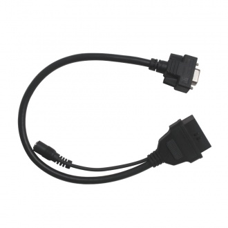 OBD I Adaptor BOX Switch Wiring for X431 iDiag/ Diagun III/ IV