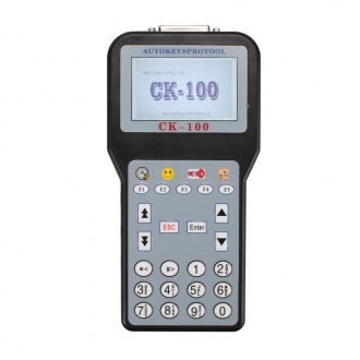 Newest CK-100 CK100 V45.06 Auto Key Programmer Add New Car Models