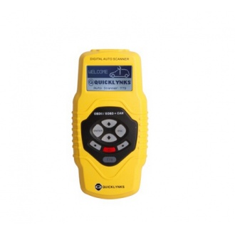 T79 Highend Diagnostic Scan Tool OBDII auto scanner (yellow, multilingual,updatable)
