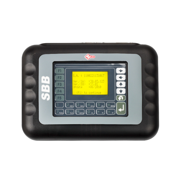SBB Silca Key Programmer Updated Newest Version V46.02 Best Quality
